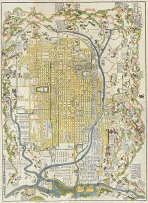 700px-1696_Genroku_9_(early_Edo)_Japanese_Map_of_Kyoto,_Japan_-_Geographicus_-_Kyoto-genroku9-1696