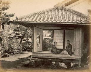 teahouse