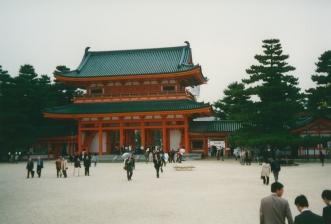 Kyoto, Heian-jingu Shrine