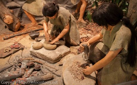 Middle to late Jomon and stone tools