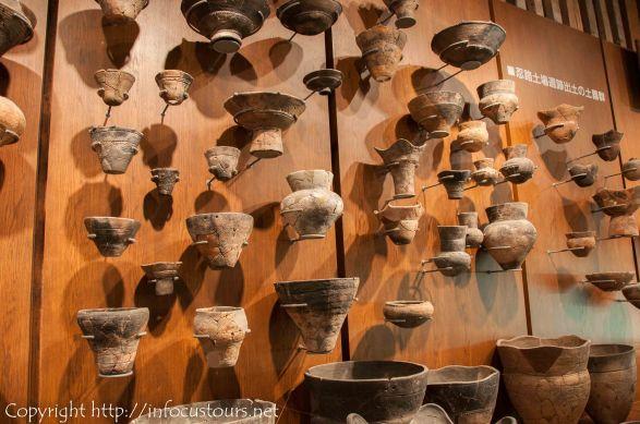 Otaru pottery