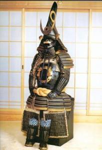 Kato kiyomasa's armour