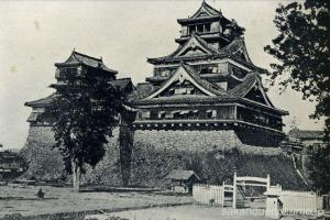 kumamoto castle 1873