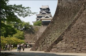 Kumamoto castle .6