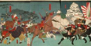 siege of kumamoto castle