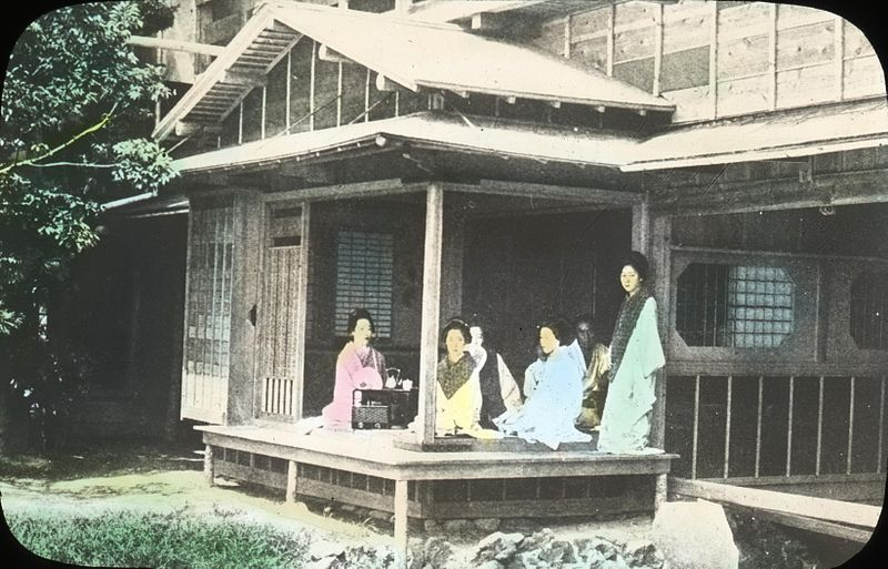 800px-A_Japanese_Tea_House_(4788342334)