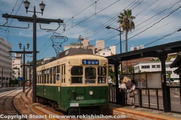 Fantastic old trams
