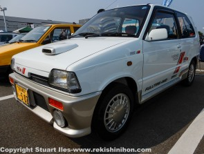 Original Suzuki Alto Works
