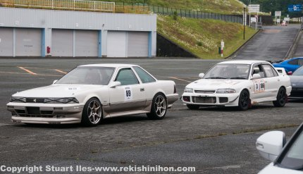 Soarer and EVO 2