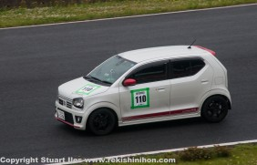 Go the k car. Suzuki Alto RS Turbo