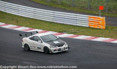 Honda Integra was pretty quick