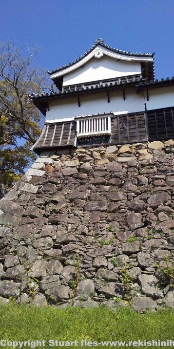 Tamon Yagura from the ninomaru.