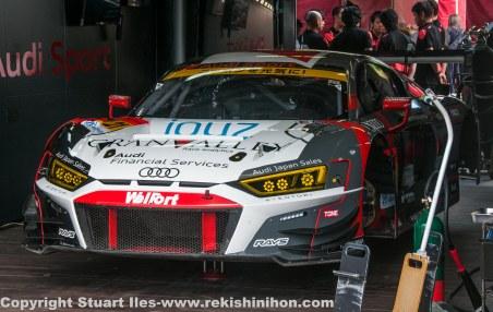 GT300 Audi R8LMS