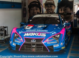 #6 Wako's Lexus LC500